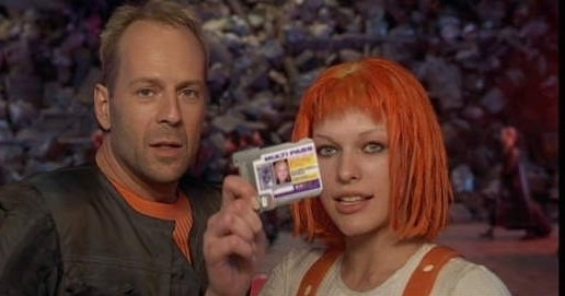 Multi-Pass - The Fifth Element 516x271