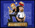 Mythbusters - mythbusters fan art