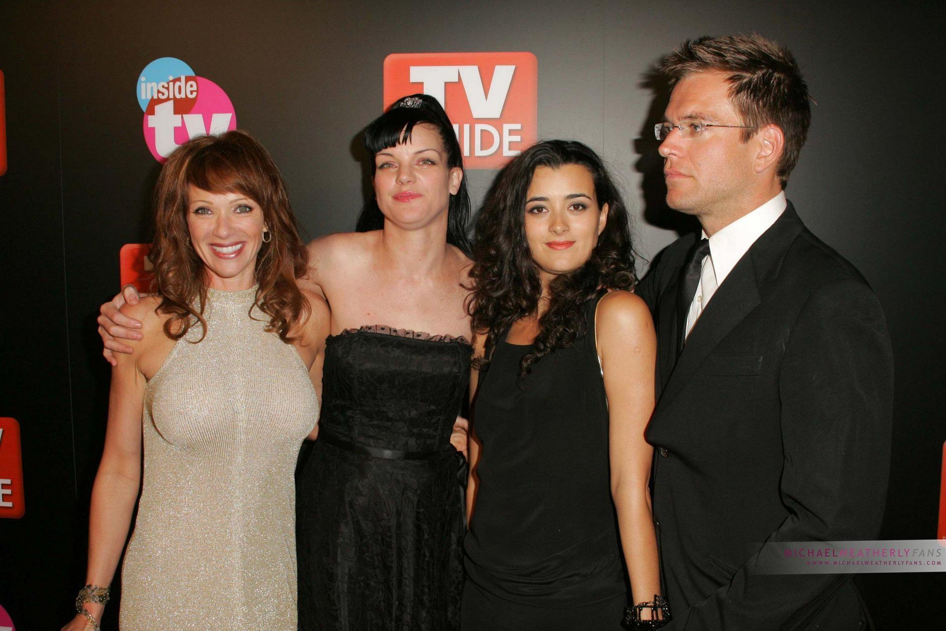 Lauren Holly NCIS Cote De Pablo Michael Weatherly