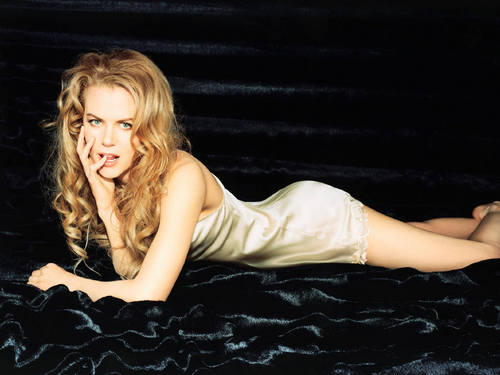 Nicole Kidman wallpaper probably with a bustier, tights, and a leotard titled Nicole Kidman