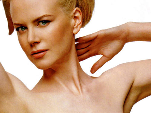 Nicole Kidman kertas dinding containing skin and a portrait called Nicole Kidman