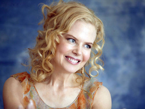 니콜 키드먼 바탕화면 possibly with a portrait titled Nicole Kidman