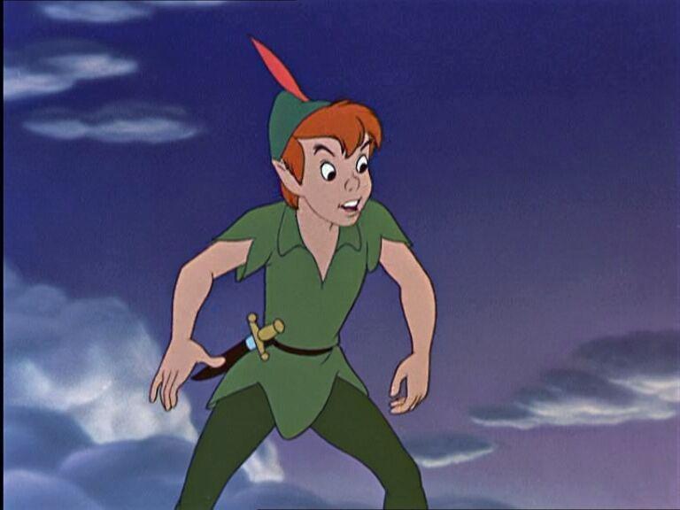 Peter Pan Screencap Peter Pan Image 1725943 Fanpop