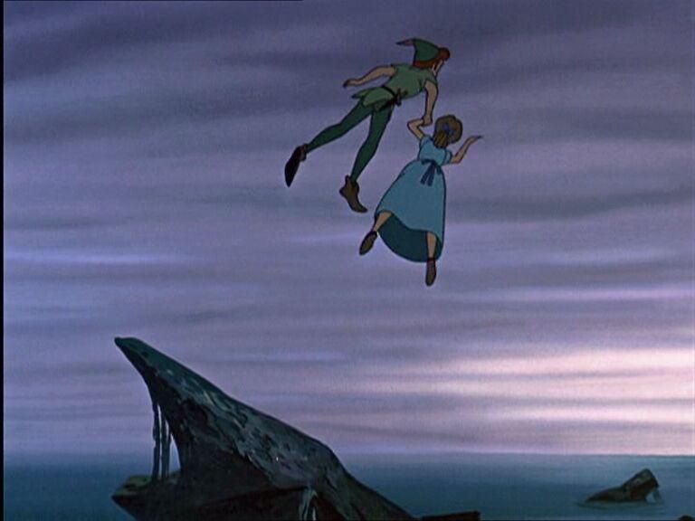 Peter Pan Screencap Peter Pan Image 1726117 Fanpop