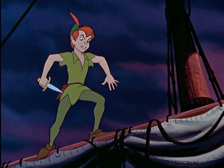 Peter Pan Screencap Peter Pan Image 1726872 Fanpop