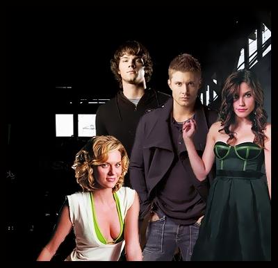 Peyton And Sam/Brooke And Dean