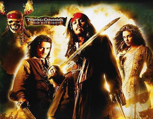Pirates of the Caribbean wallpaper probably with anime called Pirates of the Caribbean