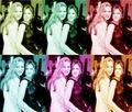 Pop Art Rachel and Phoebe - friends fan art