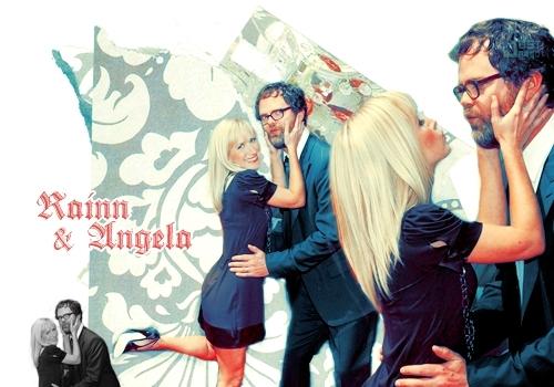 Rainn & Angela