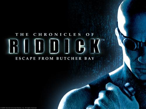 Riddick fond d'écran
