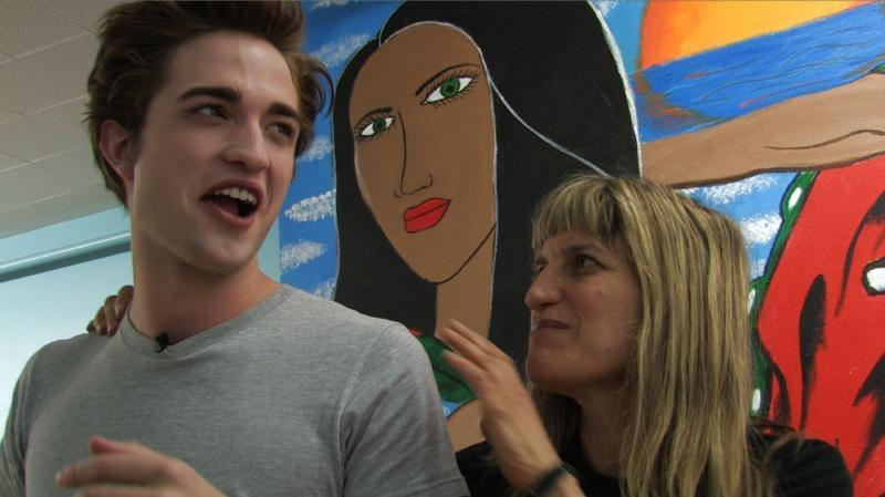 Rob and Catherine