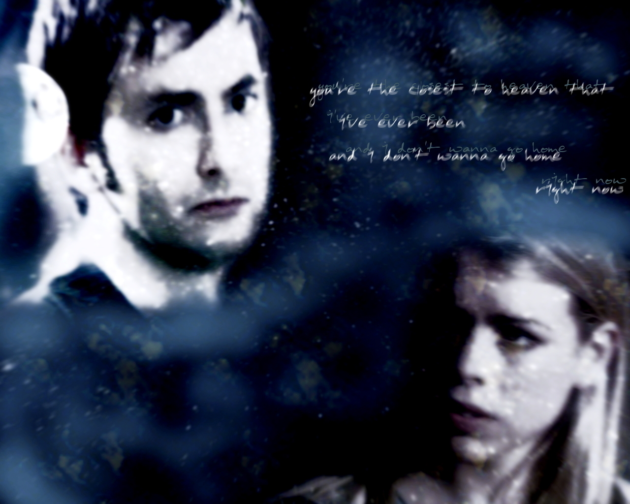 Doctor Who Rose/Doctor
