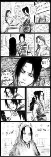 Sasuke v. Itachi round 1 page 1