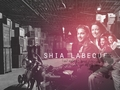 Shia - shia-labeouf wallpaper