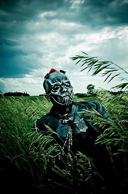 Sid's New Mask
