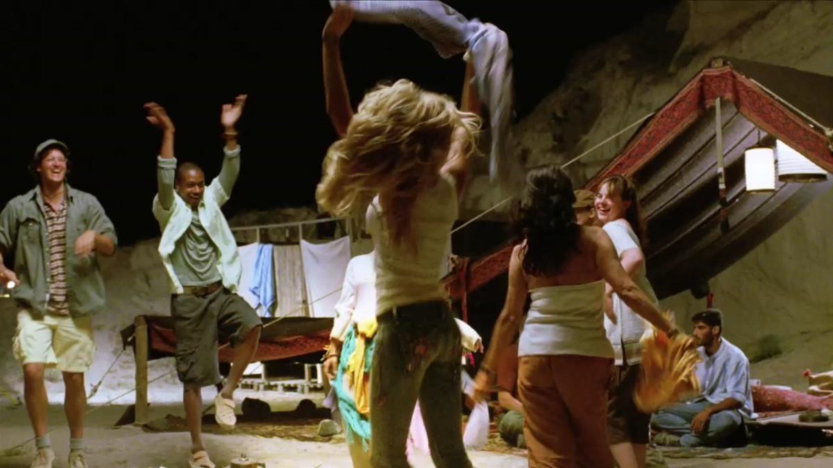Sisterhood Of The Traveling Pants Trailer