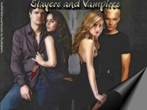 Slayers and there Bampira