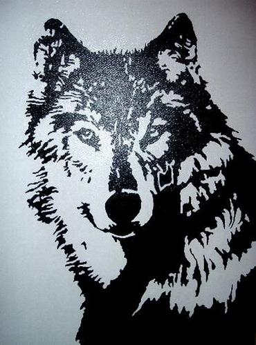 Sophie's wolf