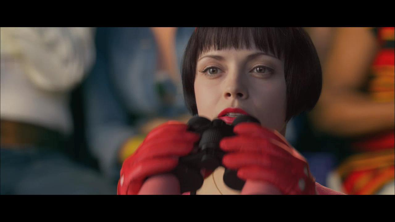 Racer speed trixie christina ricci