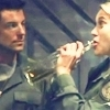 Starpollo images Starbuck and Apollo ~ Battlestar Galactica Icon photo