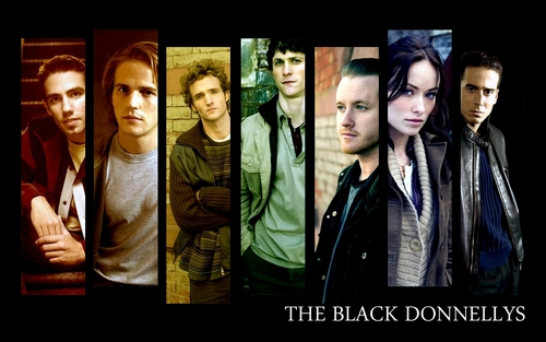 The Black Donnellys Widescreen 墙