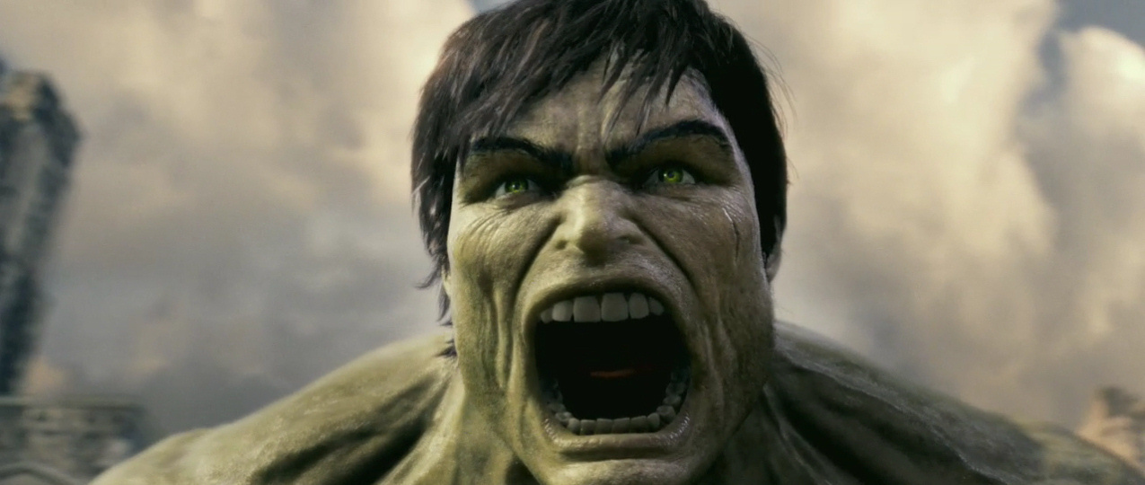 The Incredible Hulk 20...