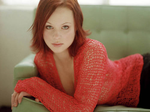 Thora Birch achtergrond called Thora