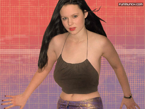 Thora Birch achtergrond entitled Thora