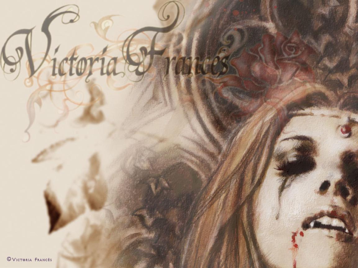 Vf wallpaper victoria franc s wallpaper 1721421 fanpop for Victoria frances facebook