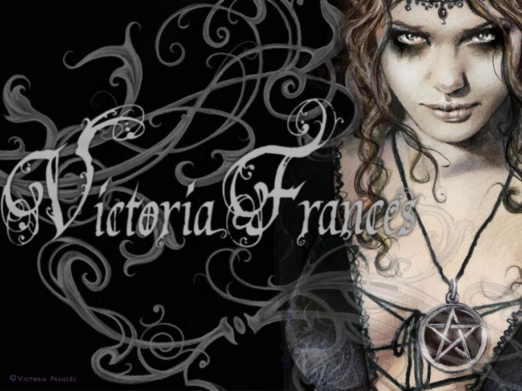 VF wallpaper - victoria-frances wallpaper