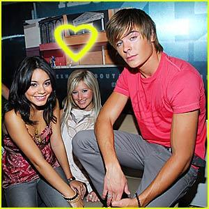 Vanessa, Ashley & Zac