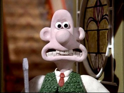 pelikula wolpeyper called Wallace and Gromit: A Close Shave