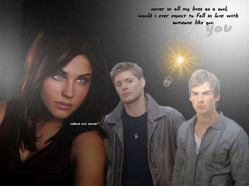 Wanderer, Jared, Ian