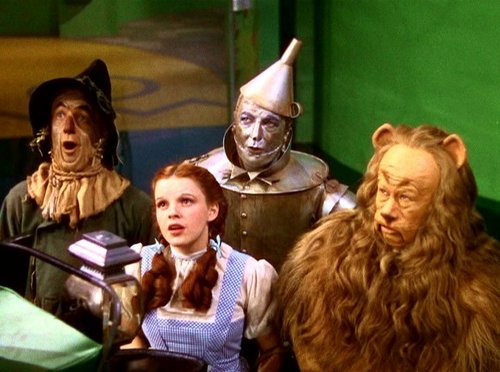 Le Magicien d'Oz fond d'écran called Wizard of Oz trophée