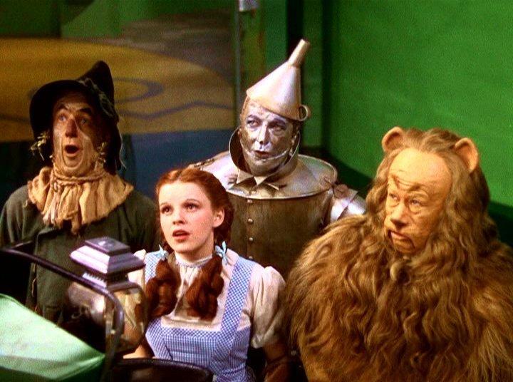 Wizard of Oz trophée