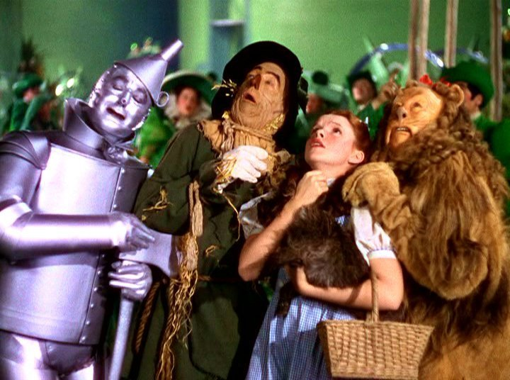 an analysis of the black life struggle in the wizard of oz movies The wiz essaysin this very updated version of the well beloved children's classic  the wizard of oz, movie save your essays here struggle of  black life.