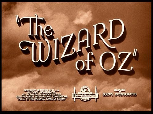 The Wizard of Oz wallpaper possibly containing anime called Wizard of Oz Screencaps