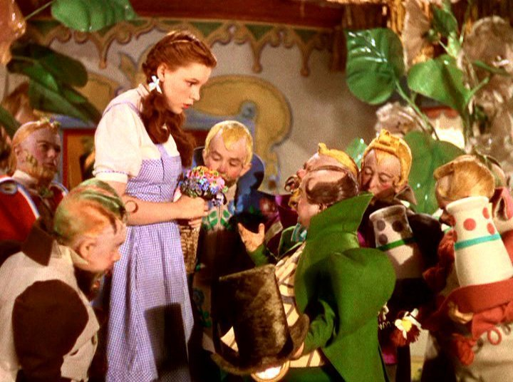 Wizard of Oz Screencaps