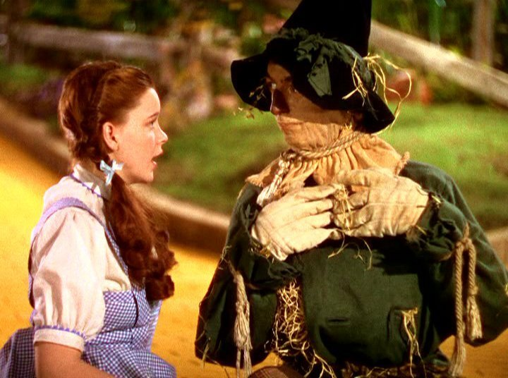 genre wizard of oz The wizard of oz film convention the ruby red slippers and navigates her on the journey down the yellow brick road to the city of emerald to see the wizard.