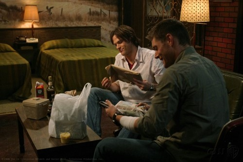 a very Supernatural Natale