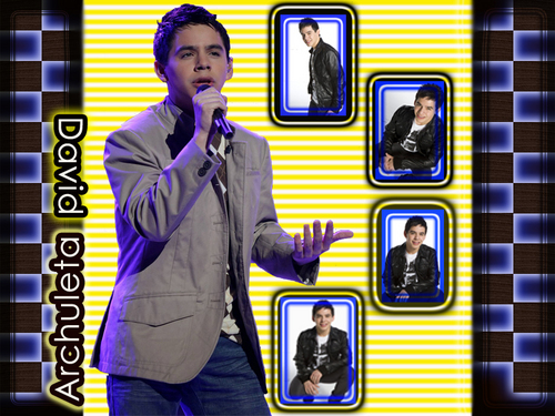 archie smoothie memories - david-archuleta Wallpaper