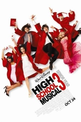 high school musical 3!
