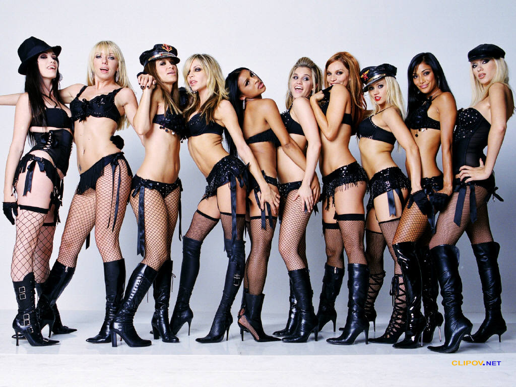The Pussycat Dolls pussy cat dolls abit too sexy
