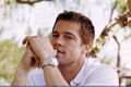 tag heur - brad-pitt photo