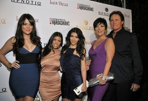 the family - keeping-up-with-the-kardashians Photo