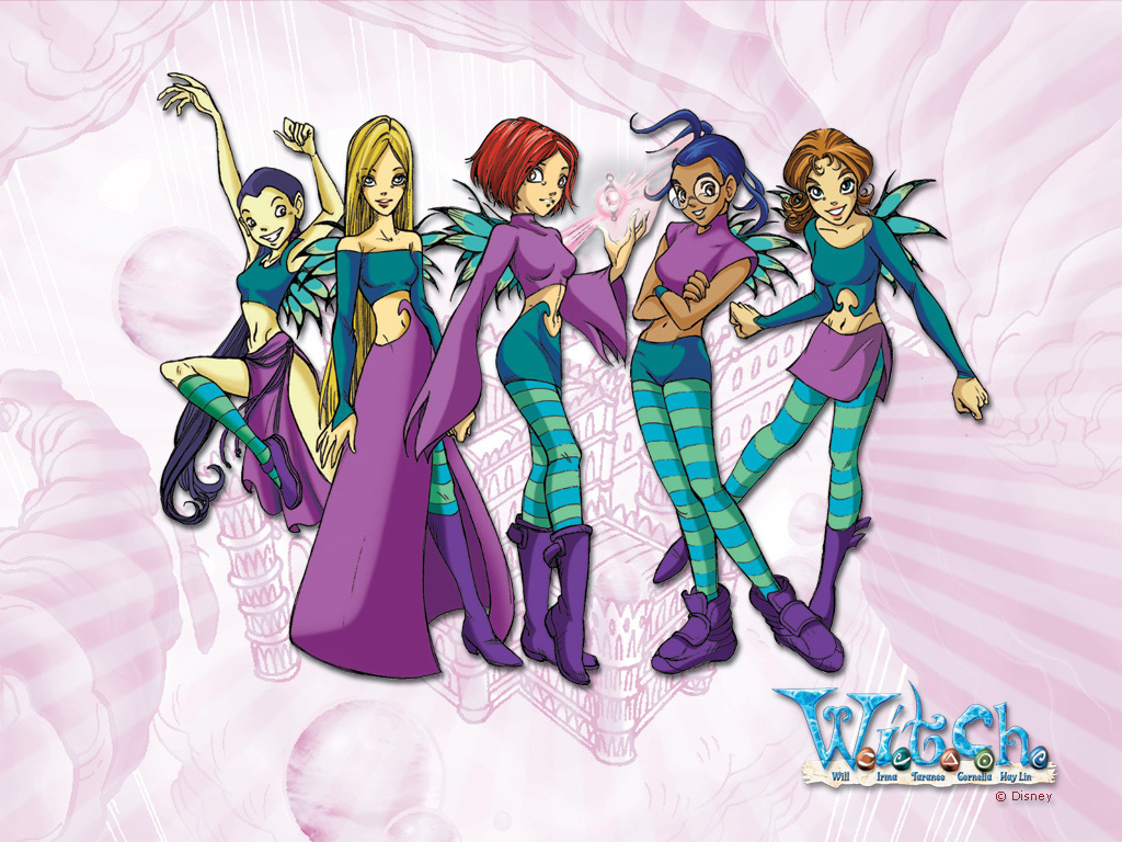 w.i.t.c.h. - W.I.T.C.H. Wallpaper (1750968) - Fanpop