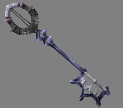 Aqua's keyblade