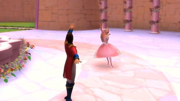 Barbie The Nutcracker - barbie-movies