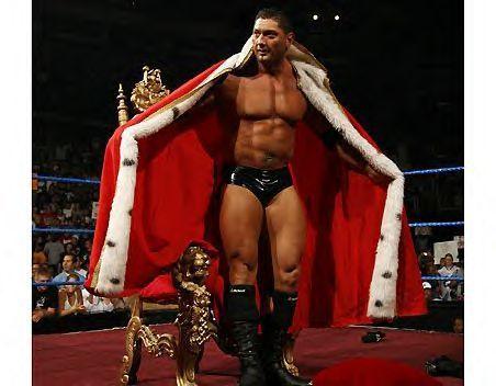 Batista's throne