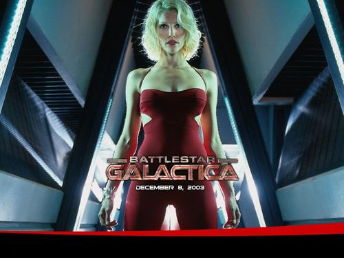 Battlestar Galactica wolpeyper